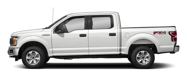 Ford F-150 undergoes our Elite auto detailing package inside and out is showroom condition.