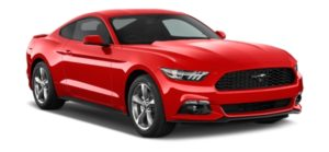 Mustang GT detailed at High Tide Auto Detailing Myrtle Beach